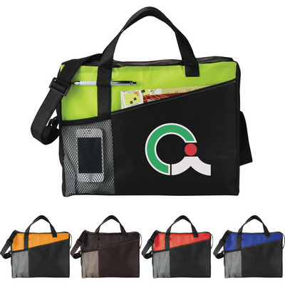 Picture of Full Time Non-Woven Briefcase