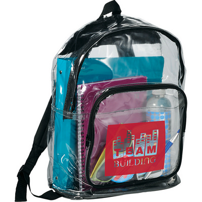 Picture of Rally Clear Backpack