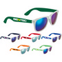 Sun Ray Promotional Glasses - Mirror Eff