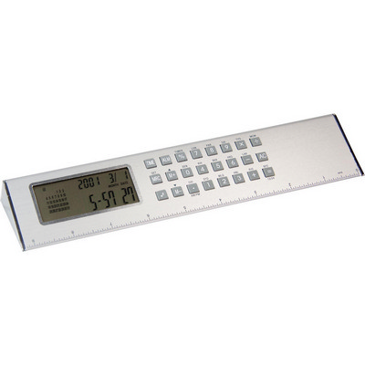 Picture of Pyramid world clock/ruler