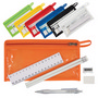 Delta stationery set
