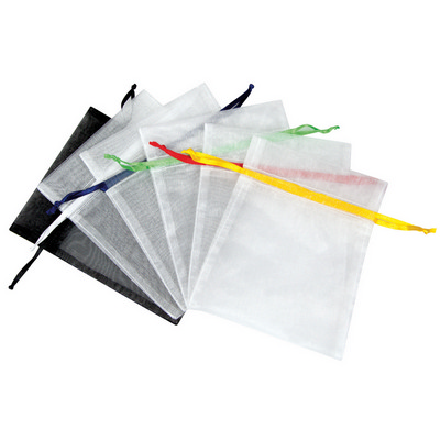 Picture of Organza Bags Large 80g