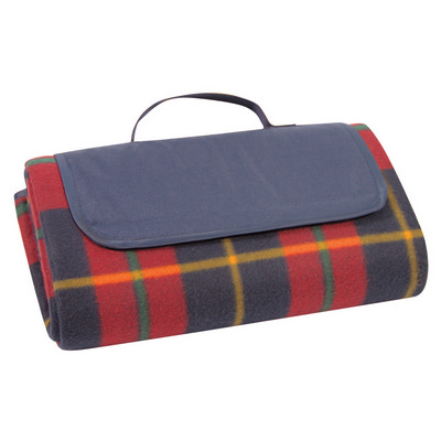 Picture of Tartan picnic blanket
