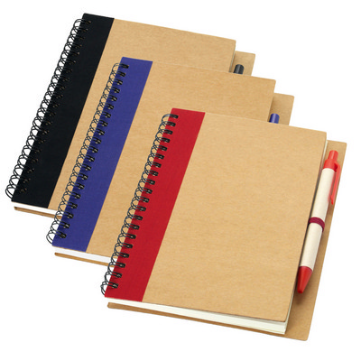 Picture of A5 Recycled notebook