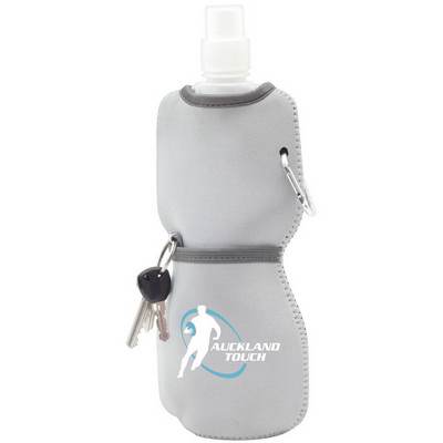 Picture of Foldable bottle with neoprene sleeve