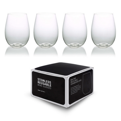 Picture of Stemless tumbler set of 4