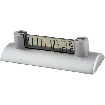 Picture of Executive date/time business card holder