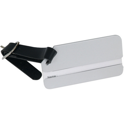 Picture of Deluxe luggage tag