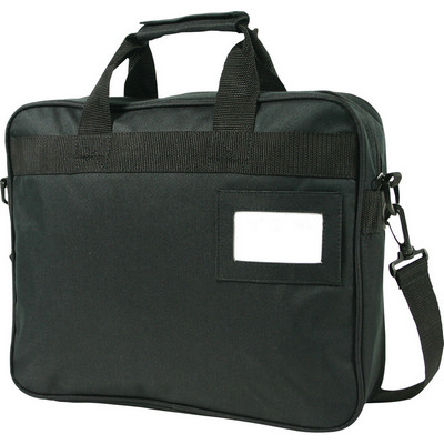 Picture of Zip top satchel