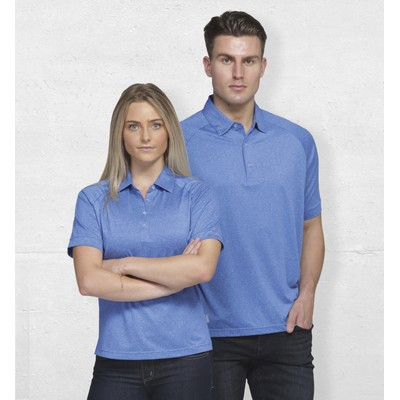 Picture of Dri Gear Melange Polo - Mens