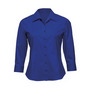 Womens Stretch Fitted Blouse