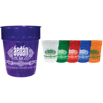 Picture of 16-oz. Fluted Jewel Stadium Cup