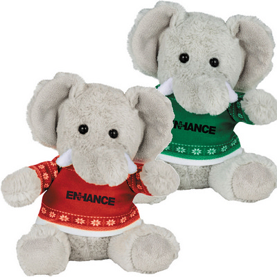 Picture of Ugly Sweater 6'' Elephant