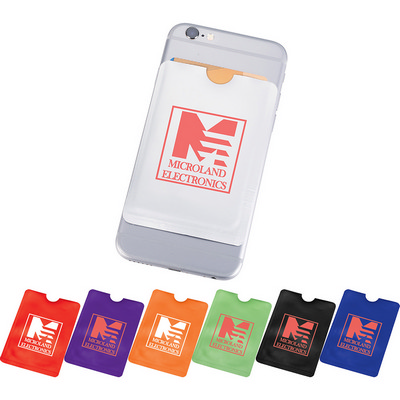 Picture of RFID Card Smart Phone Wallet