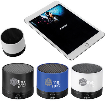 Picture of Cylinder Bluetooth Speaker