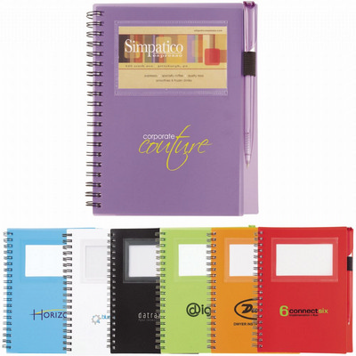 Picture of The Star Spiral Notebook