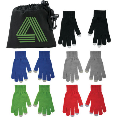 Picture of Touchscreen Gloves - Regular Size