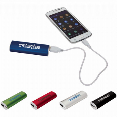 Picture of Oomph Value 2,000 mAh Power Bank