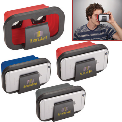 Picture of Foldable Virtual Reality Headset