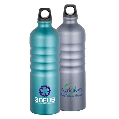Picture of Gemstone 25-oz. Aluminum Sport Bottle
