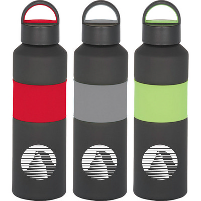 Picture of Gripper 25-oz. Aluminum Sports Bottle
