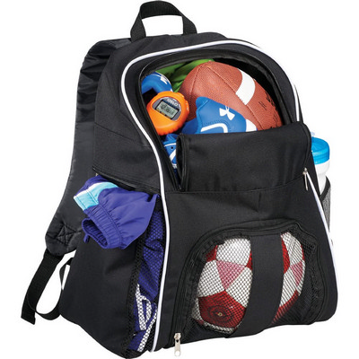 Picture of Sportin' Match Ball Backpack