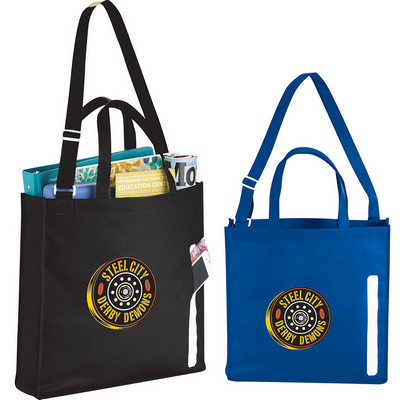 Picture of Jackson Non-Woven Shoulder Tote