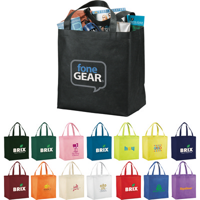 Picture of YaYa Budget Non-Woven Shopper Tote