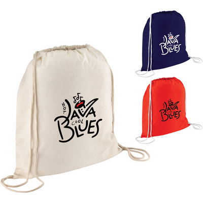 Picture of 4 oz. Cotton Drawstring Sportspack