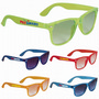 The Sun Ray Promotional Glasses - Crysta