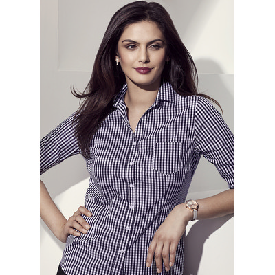 Picture of Springfield Ladies 3/4 Sleeve Shirt