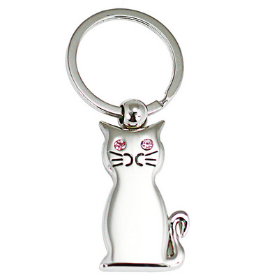 Picture of Cat Shape Keyring