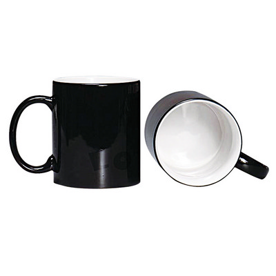 Picture of Ceramic Heat Sensitive Mug  11 Oz (Print