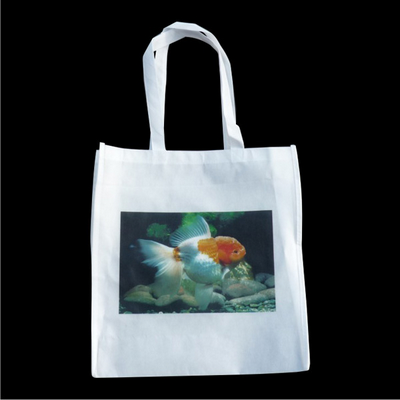 Picture of Tote Bag With V Gusset (Printed With Ful