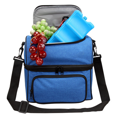 Picture of DOUBLE DECK DELUXE COOLER BAG
