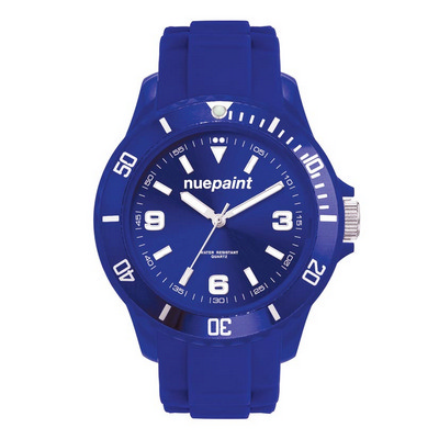 Picture of Watch, Unisex with Silicone Strap