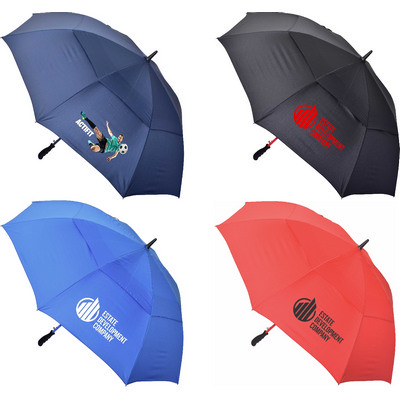 Picture of Deluxe Auto Golf Umbrella