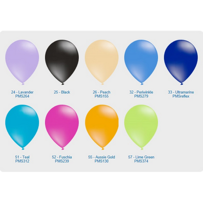 "Picture of Decorator Balloon - 11"" (28cm)"