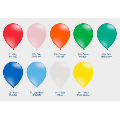 "Picture of 11"" (28cm) Standard Balloon"