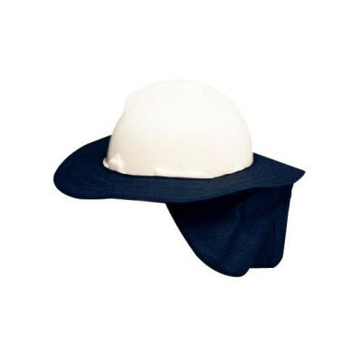 Picture of Helmet Brim w/flap slip on