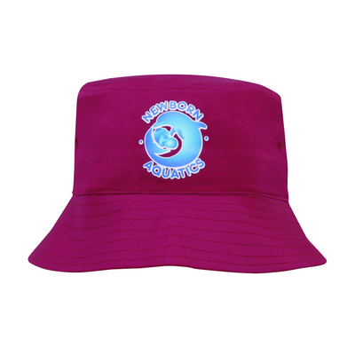 Picture of Childs Breathe P/Twill Bucket Hat