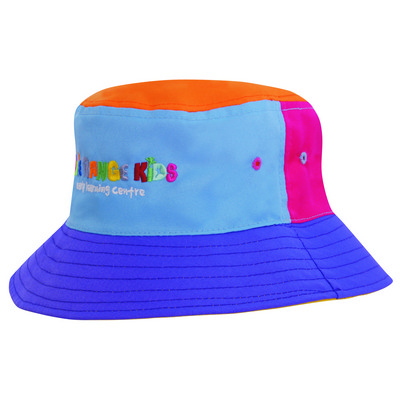 Picture of Multi Colour Breathable P/T Bucket Hat