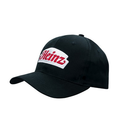 Picture of 6Pnl Brushed Cotton Twill Cap