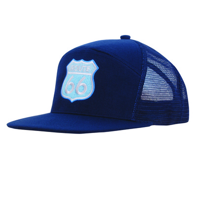 Picture of 6Pnl A Frame PA Twill Mesh Back Cap