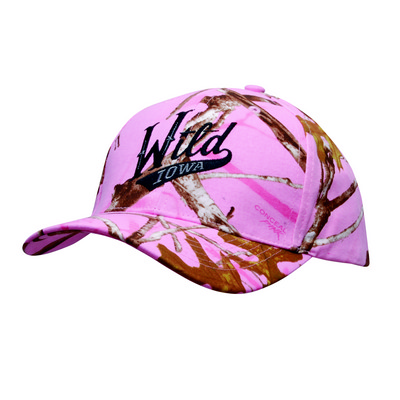 Picture of 6Pnl True Timber Conceal Pink Camo Cap