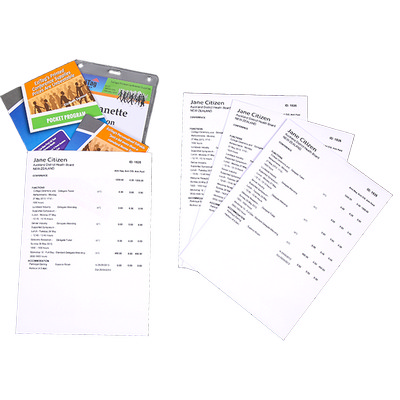 Picture of Delegate C5 Printed Envelopes