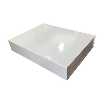 Picture of A4 Document Box with Magnet Closure Glos