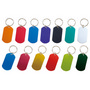 Dog Tag Key Chain Indent