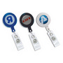 Yo-Yo Badge Reel with Digital Print and