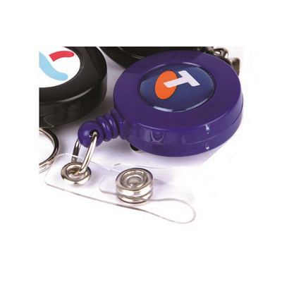 Picture of YoYo or Retractable Badge Reel INDENT